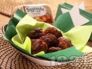 Рецепта Вкусни и сочни пържени кюфтета на тиган - класическа рецепта за пухкави домашни кюфтета с яйца Багрянка